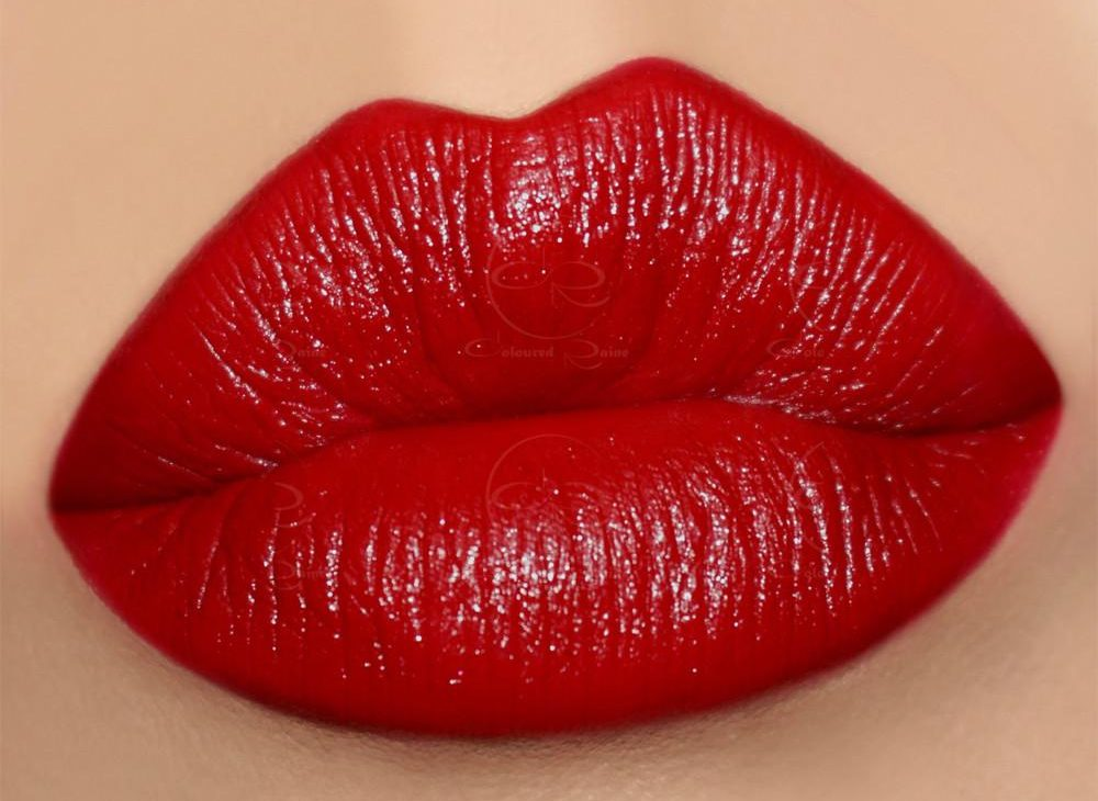 Rouge (Red) Lipstick For A Night Out