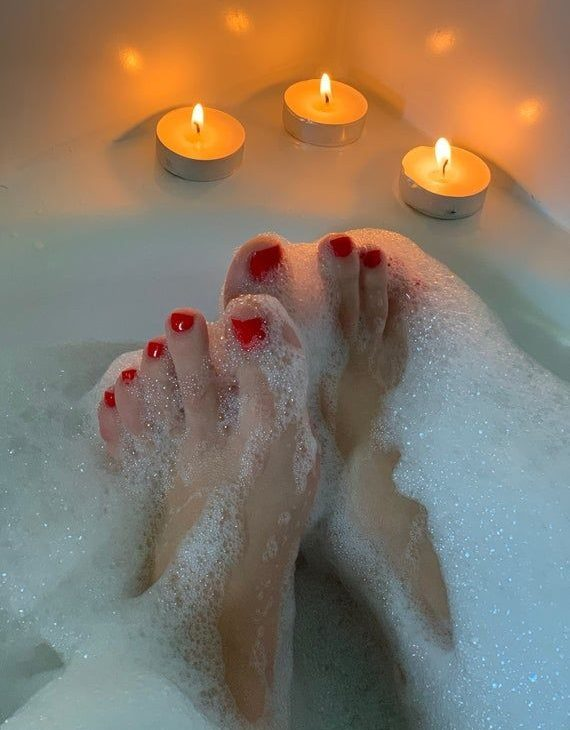 Beautiful feet picture